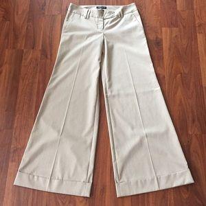 Express Editor Wide Leg Bell-bottom trousers